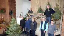 Mariakerk weer sfeervol voor Kerstmis versierd