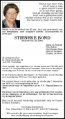 Mevr. S. Bond