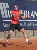 'Ik ben nuchter, maar het is wel Roger Federer'