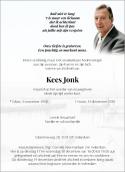 Dhr. K. Jonk