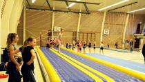 Kennismaken met de gym- en danssport van De Beukers
