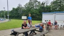 100 Swingover Challenge bij AV Edam Survivalrun