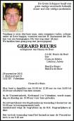 Dhr. G. Reurs