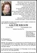Mevr. A. Kroon