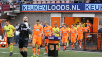 FC Volendam komt beter voor de dag