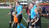 Yannick Tol mascotte van FC Volendam