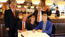 Koel- en Vrieshuis Veldboer nieuwe sponsor FC Volendam
