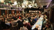 Kerst-Bingo voor 190 KBO-leden in de Jozef