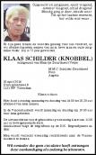 Dhr. K. Schilder