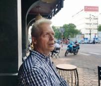 Jaap Veerman kan de Filipijnen voorlopig niet uit