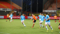 FC Volendam pakt punt tegen VVV Venlo