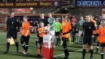 Stan Kroon mascotte van FC Volendam