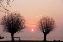 Opkomst van de zon