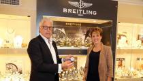 Piet Schilder Juwelier dealer Breitling horloges   Nieuw
