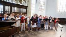 Mirjam Koole bevestigd tot predikant Protestantse Gemeente