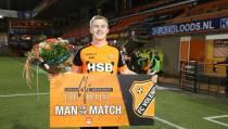 Derry John Murkin 'Man of the Match'