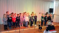 Gezamenlijke muziekuitvoeringen op de basisscholen