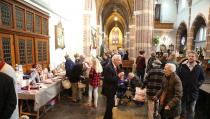 Sfeervolle Wintermarkt in Monnickendam