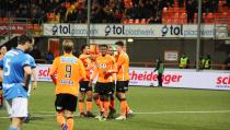 FC Volendam pakt drie belangrijke punten van Helmond Sport