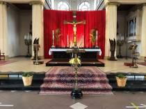 Goede Week en Pasen in de kerken