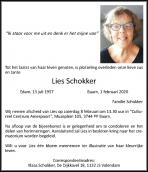 Mevr. L. Schokker