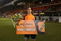 Samuele Mulattieri Man of the Match