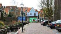 Sloop oude Bakkerij Van Pooij op het Kerkepad
