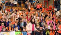 Billy's Koningsspelen voor 1.400 kinderen